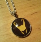 Loki necklace :)