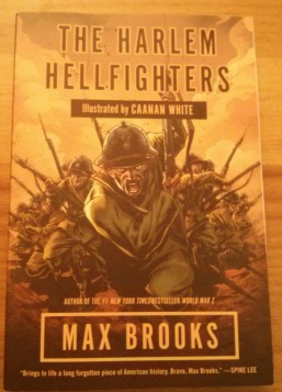 Max Brooks' Historical nonfiction GN, autographed.