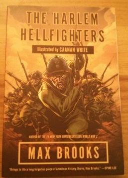 Max Brooks' Historical nonfiction GN, autographed.