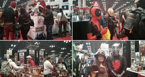 ComicCon Random Collages 1